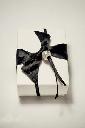 Minimal Μπομπονιέρα γάμου κουτί 820