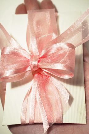 Οικονομική μπομπονιέρα γάμου φάκελος μπόχο 795